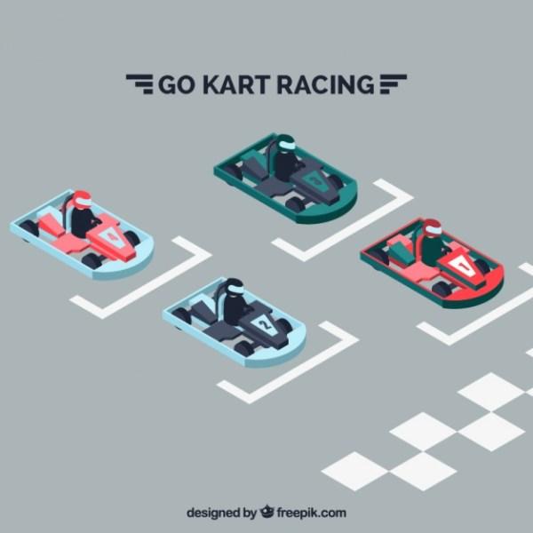 Series Rotax y Campeonato de Aragón de Karting llegan a Motorland - https://www.freepik.es