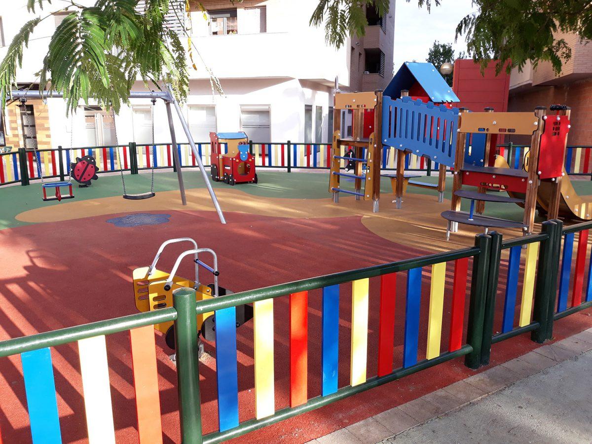 Ir de parques infantiles