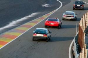 Motorland Alcañiz acoge el Club Renault Fuego un año mas