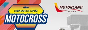 Campeonato de España de Motocross en Motorland Alcañiz