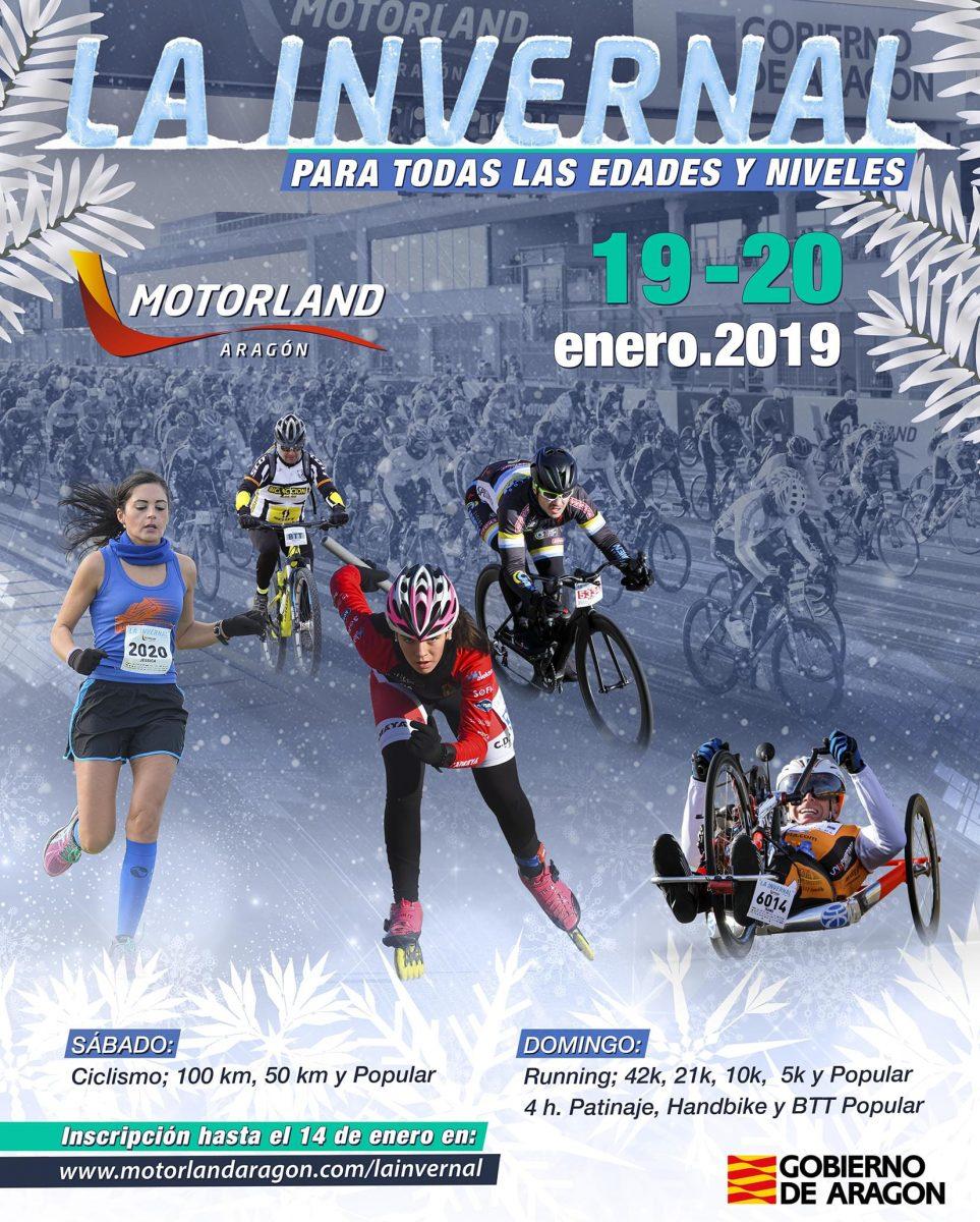 La invernal 2019, un año mas en Motorland Aragón Alcañiz