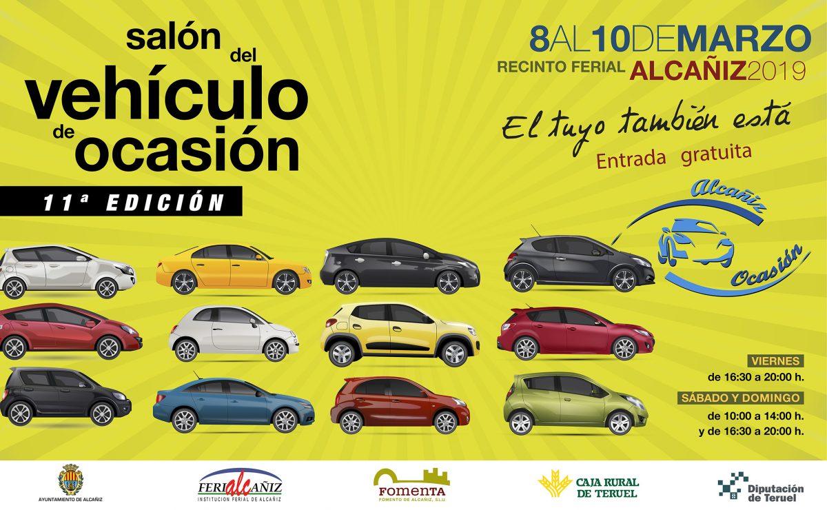 Alcañiz Ocasión XI Salón del vehículo de ocasión