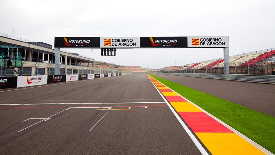 Empresas que ofrecen rodadas en Motorland Alcañiz