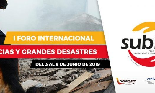 I Foro Subitis internacional de emergencias y grandes catástrofes alojamiento alcañiz