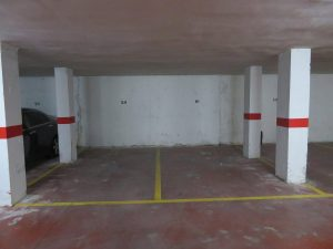 Parking comunitario Turísticos Alcañiz Flats I