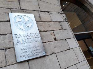 Qué ver en Alcañiz, Palacio Casa Ardid