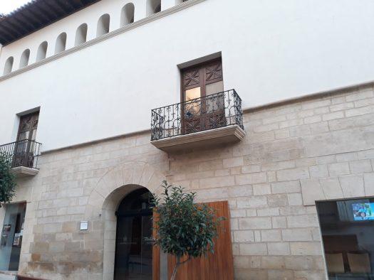 Visitar Alcañiz, Casa Julve y actual Liceo