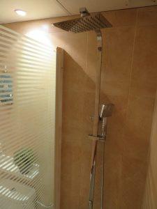 Baño Apartamentos Turísticos Alcañiz Flats II