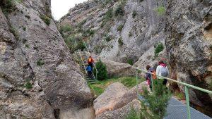 Excursión Salto del Pozo Molinos