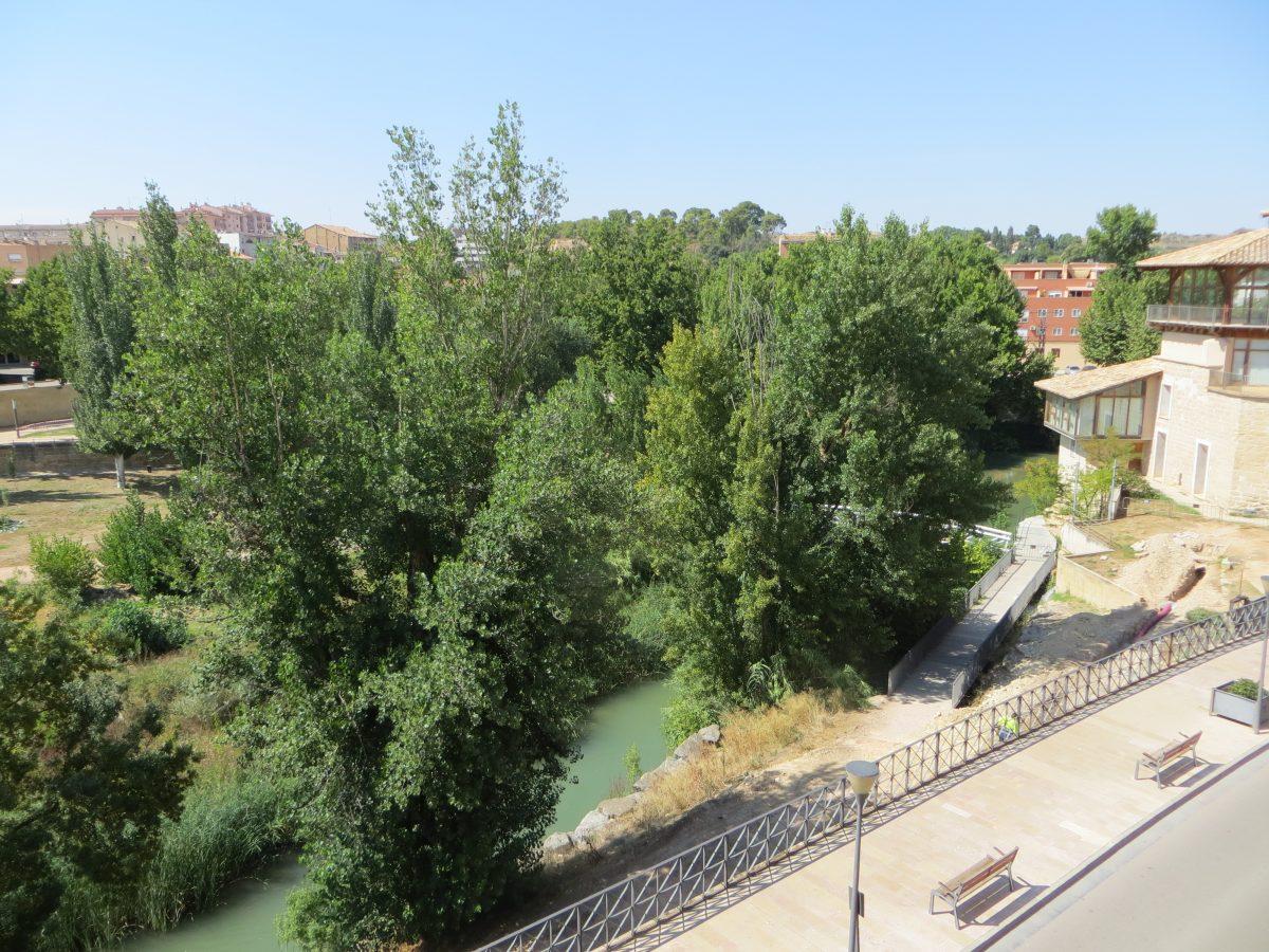 Alcañiz flats apartamentos turísticos ático mirador de río