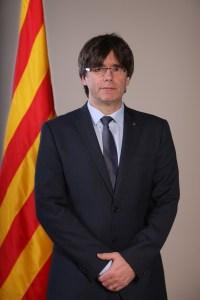 retrato Puigdemont