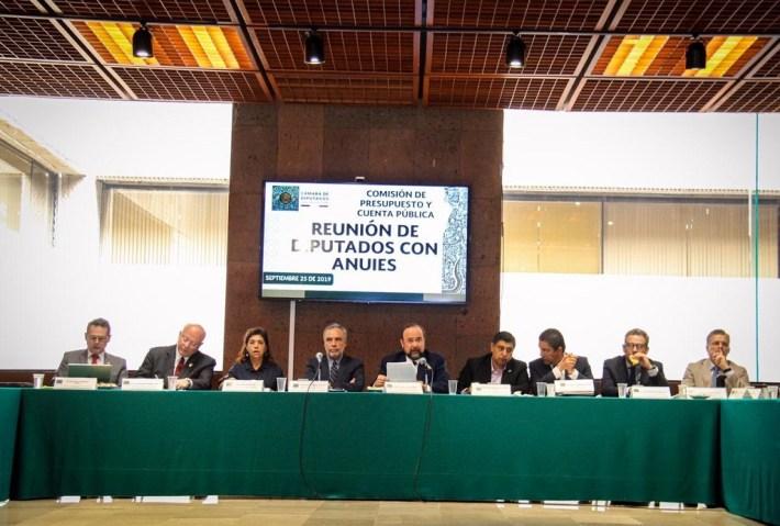 ANUIES solicita ampliación presupuestal por 17 mil 230 millones de pesos
