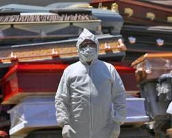 América Latina supera el millón y medio de muertes por COVID-19