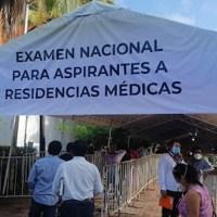 El 28 de noviembre se darán a conocer los resultados del Examen Nacional de Residencias Médicas