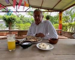 AMLO anuncia la creación de 10 parques industriales en el Istmo de Oaxaca