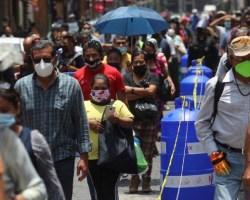 México registra 19 mil 28 nuevos casos de COVID-19 en 24 horas