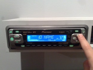 In-Wall Stereo