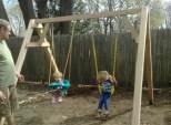 Cedar Swingset 3