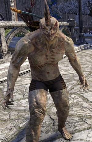 Bloodfiend Skin Argonian ESO