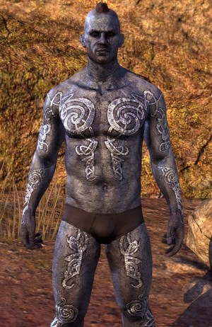 Seaborn Silver Skin Human