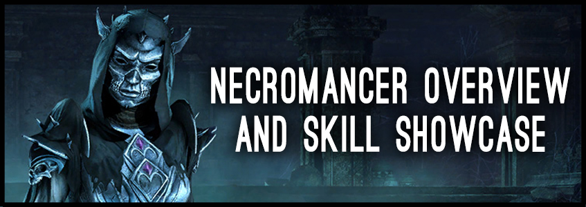 necromancer overview and skills