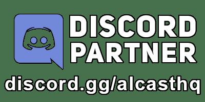 discord partner alcasthq