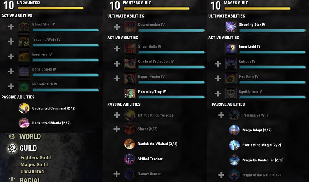 Beginner Guide Guilds