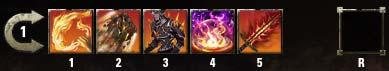 Magicka Dragonknight Level 10 Bar