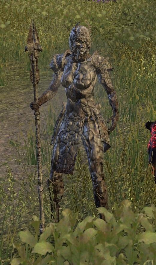 Blood Spawn Visual Effect Fashion