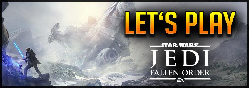 Jedi Fallen Order Let's Play Alcast