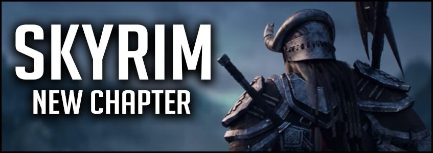 Skyrim Elder Scrolls Online ESO Announcement