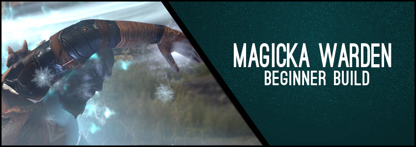 Magicka Warden CP160 Header