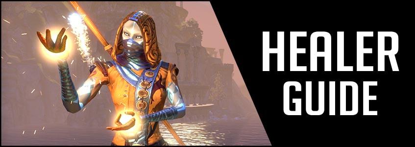 Healing Guide Elder Scrolls Online ESO banner picture