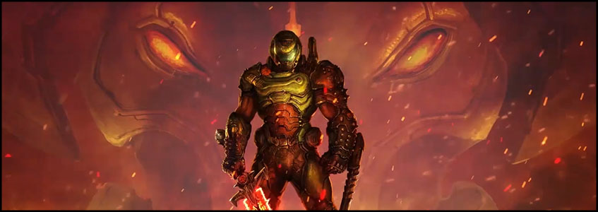 Doom eternal full playthrough banner