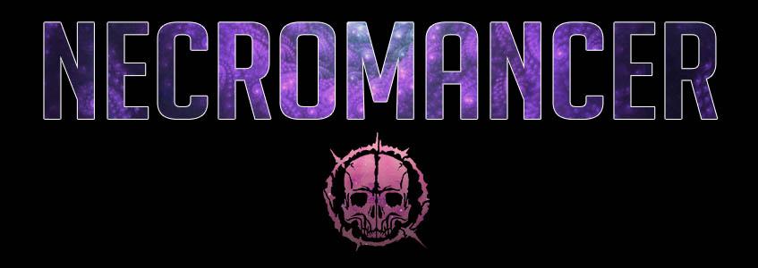 Necromancer Banner Header