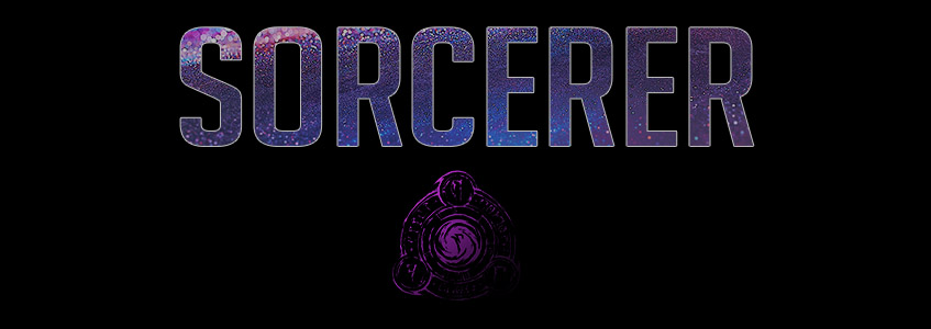 Sorcerer Banner Header