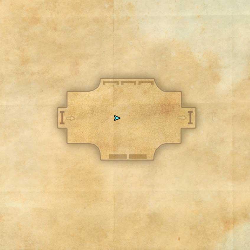 Stone Garden Map 4 ESO