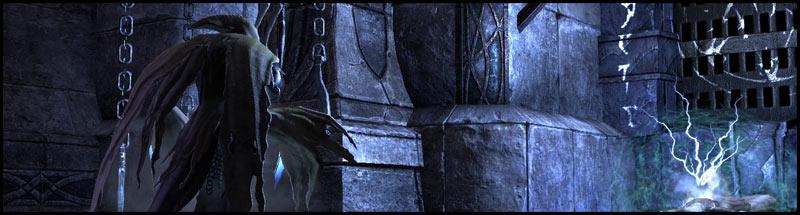 Cell Haunter Darkshade Caverns 2 Dungeon