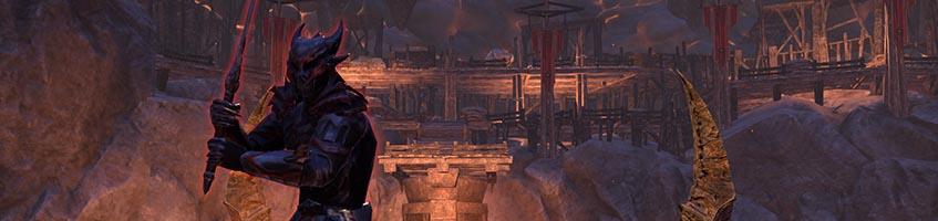 Boss 2 Red ZOne Vateshran Hollows Solo Arena