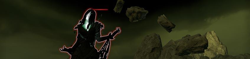 Last Boss Vateshran Hollows Solo Arena