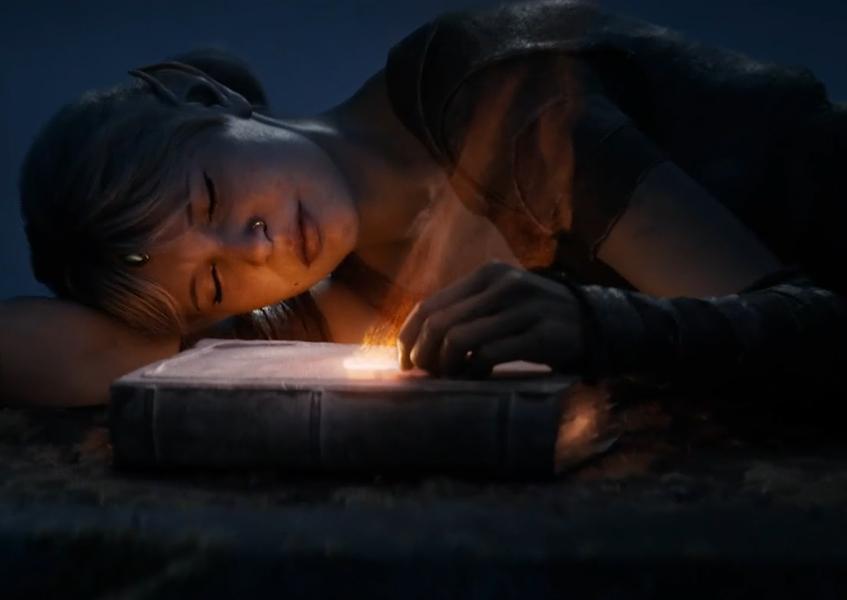 Oblivion Teaser Trailer Image 2 woodelf taking a nap