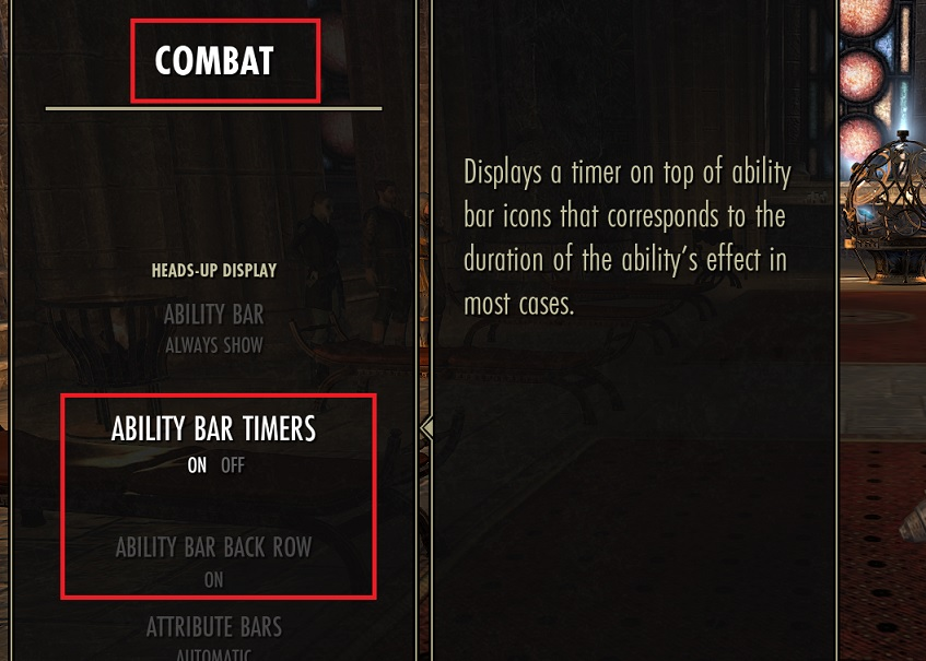 Ability Bar Timers ESO console2