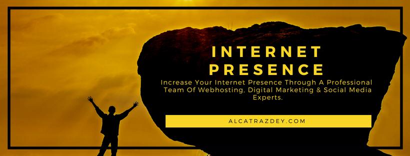 Internet Presence-AlcatrazDey