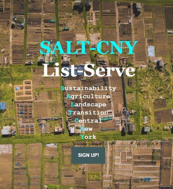 SALT-CNY listserv sign-up