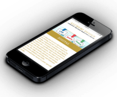 Alchemi Design's New Website