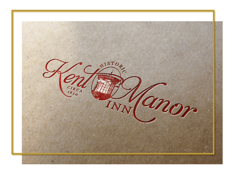 Logo Design for Kent Manor Inn
