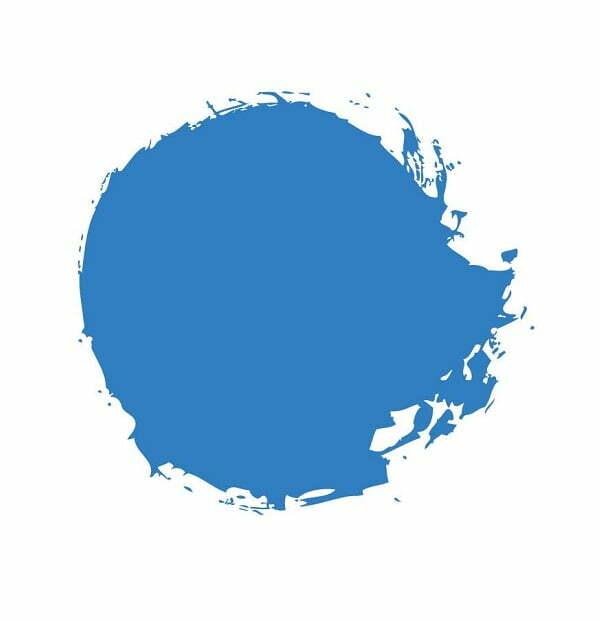 Teclis Blue Layer Paint