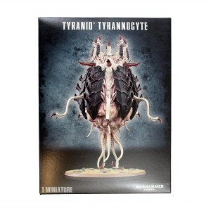 Tyranid Tyrannocyte / Sporocyst and Mucolid Spore