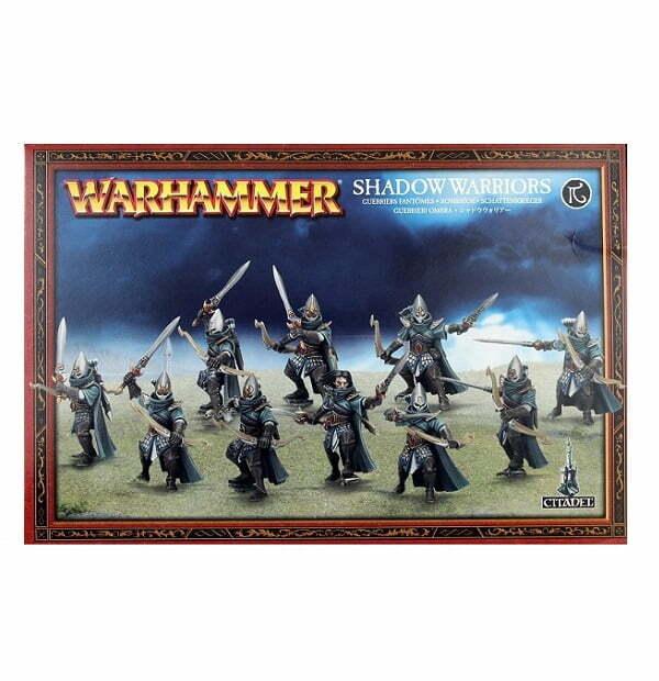 High Elf Shadow Warriors / Sisters of Avelorn