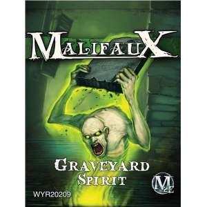 Resurrectionist Graveyard Spirit Box Set